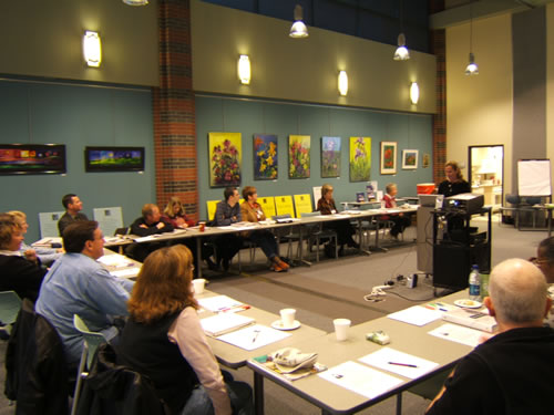 Idea Mapping Workshop in Saline, MI (2)